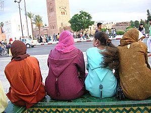 Rencontre femmes divorcées au maroc
